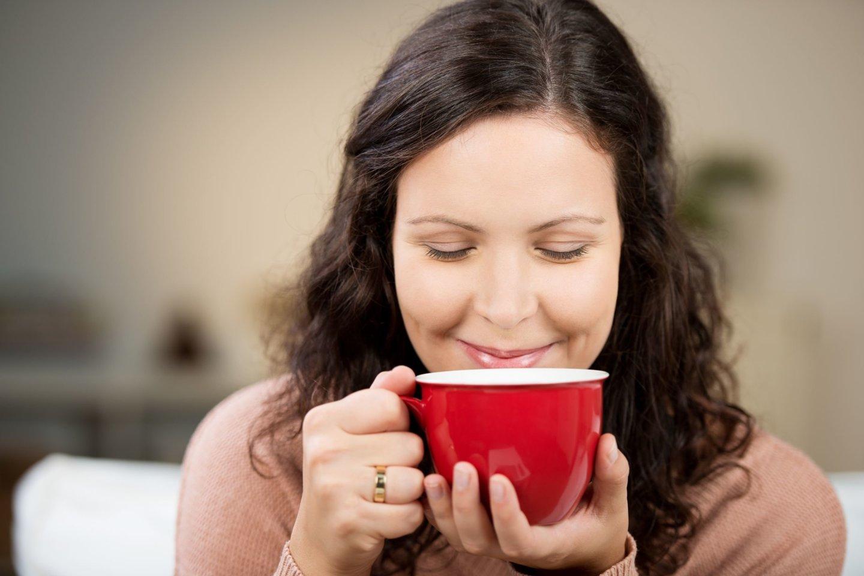 Organizmo reakcija į kofeiną labai daug priklauso nuo gyvenimo būdo.<br>123rf nuotr.