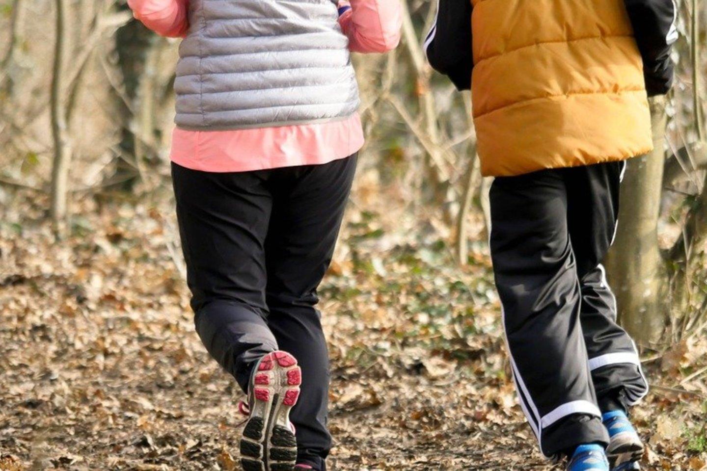 Žmogaus kūnas sukurtas judėjimui ir tą patvirtins ne tik visi fizinio rengimo specialistai, bet ir kiekvienas nors kiek sportuojantis žmogus.<br>Pixabay nuotr.