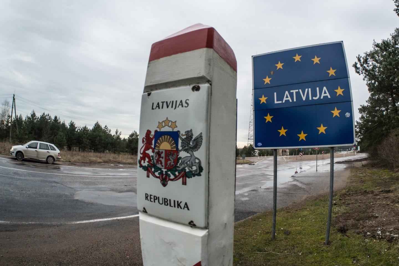 """Baltijos šalių """"kelionių burbulo"""" klausimą ketinama svarstyti vėliau gegužę.<br>V.Ščiavinsko nuotr."""