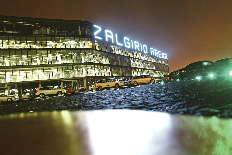 """Žalgirio"" arena.<br>G.Bitvinsko nuotr."