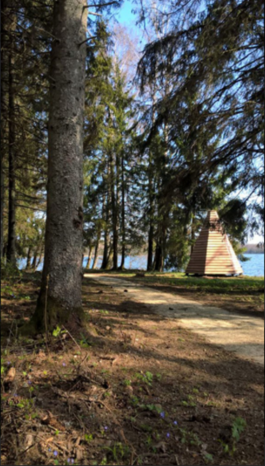 Germanto ežero pažintiniai takai.<br>pamatykLietuvoje.lt nuotr.