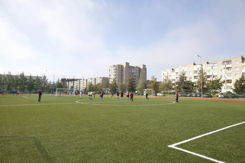 2021 m. Vilniaus vaikų dienos centrų teikiamoms socialinėms paslaugoms finansuoti iš Valstybės biudžeto lėšų skirta 638.400 Eur.<br>Sauliaus Žiūros nuotr.