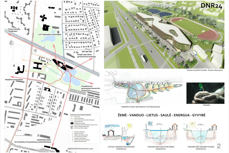 Projektas DNR24.<br>Vizual.