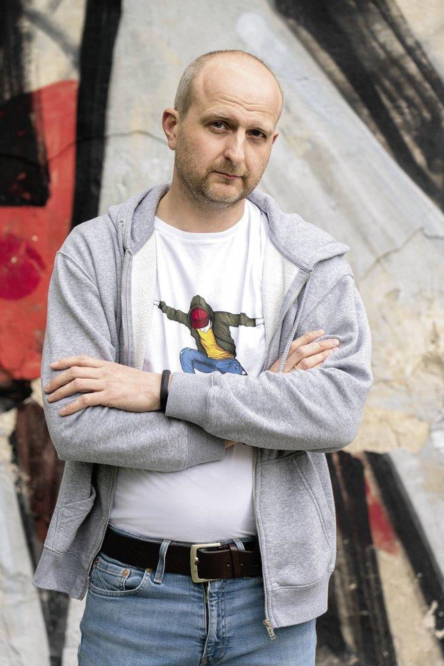 Donatas Šimukauskas.<br>Asmeninio albumo nuotr.