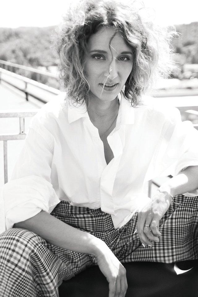 Gabija Siurbytė.<br>Asmeninio albumo nuotr.