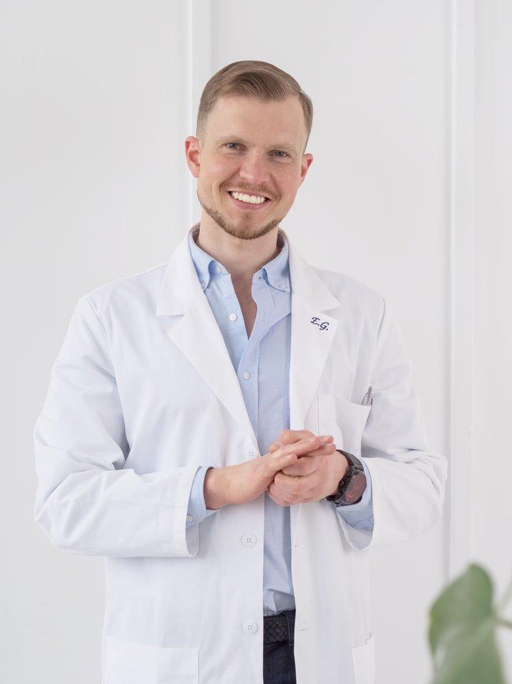 Gydytojas dietologas Edvard Grišin.