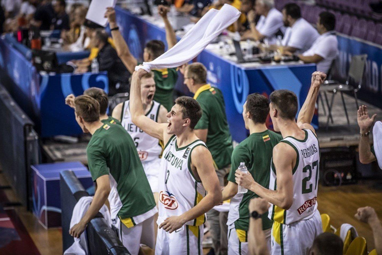 Oficialūs Europos jaunimo krepšinio čempionatai šiemet nevyks.<br>fiba.com nuotr.