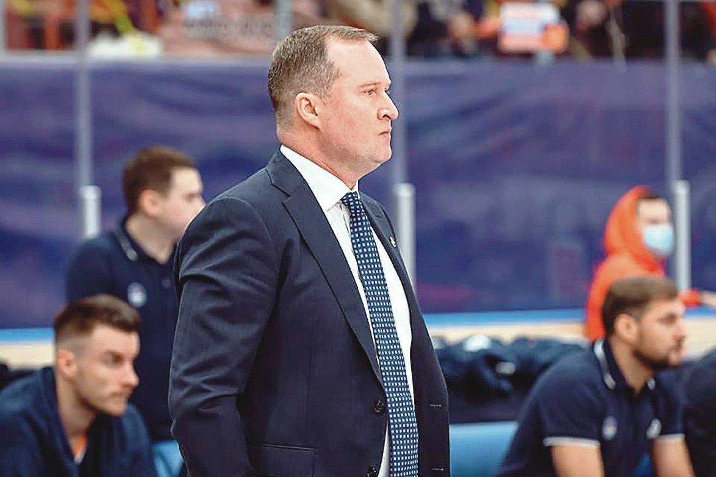 """K.Maksvytis.<br>""""Parmabasket.com"""" nuotr."""