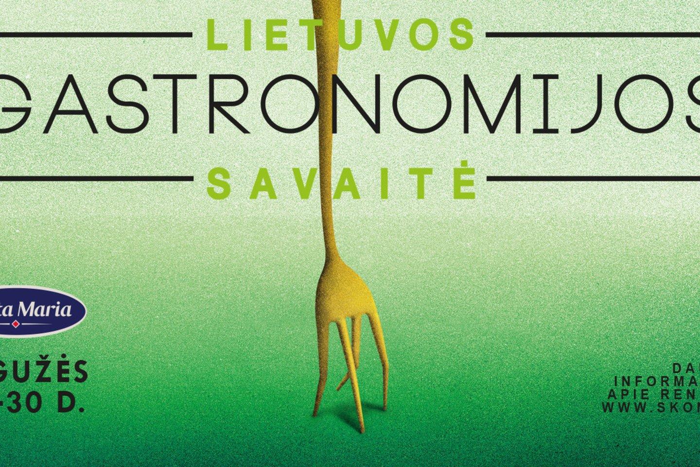 Šios Lietuvos gastronomijos savaitės tema – grilio patiekalai, aplinka – restoranų terasos, grynas oras ir gatvių šurmulys.
