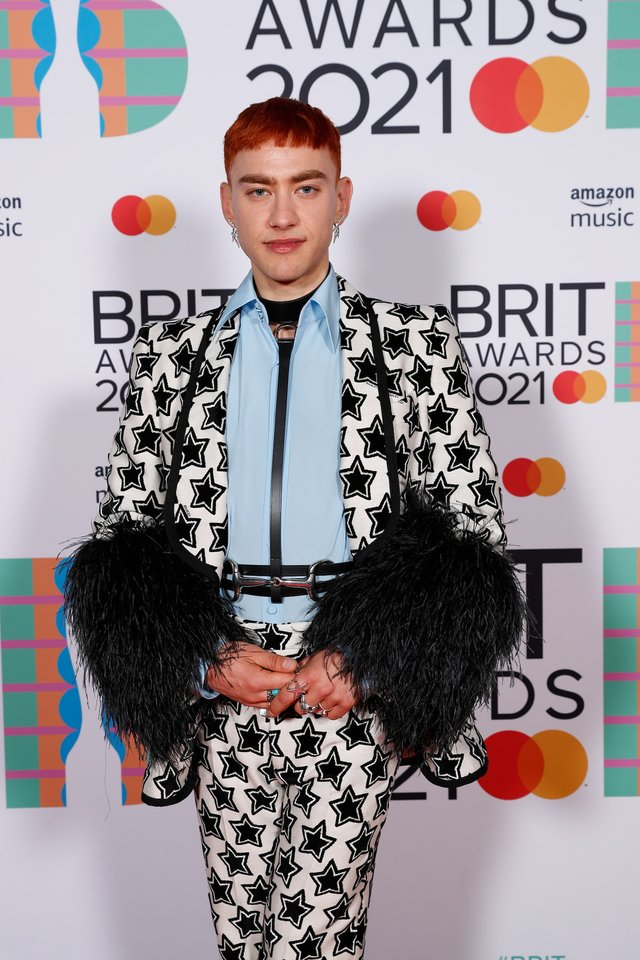 Olly Alexander.<br>Scanpix/RS nuotr.