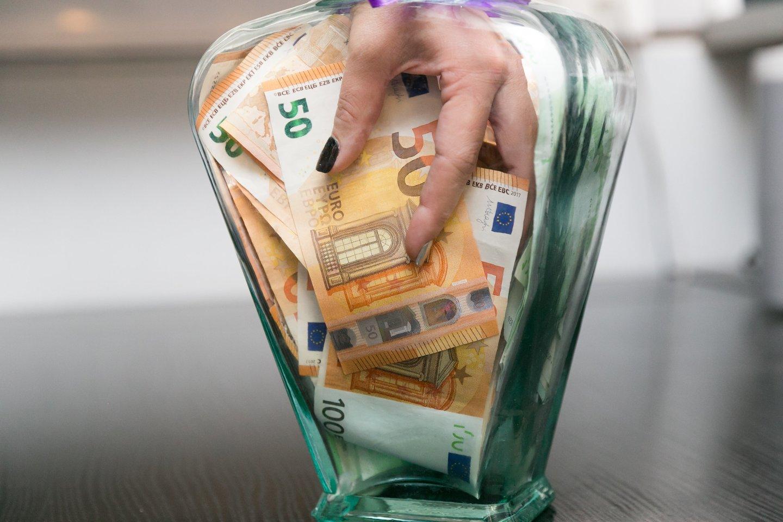 GPM lengvatomis daugiausia naudojasi stabilias ir aukštas pajamas gaunantys gyventojai.<br>T.Bauro nuotr.
