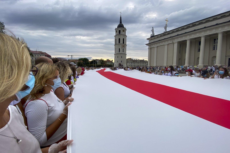 Vis daugiau Baltarusijos įmonių ketina persikelti į Lietuvą.<br>V.Ščiavinsko nuotr.