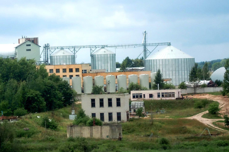 Obelių aliejaus gamykla matė ir geresnių, ir blogesnių laikų.<br>panskliautas.lt nuotr.