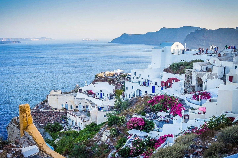 Tarp populiariausių krypčių R.Širvinskas mini ir Graikiją, bei jos salas: Kretą, Rodą, Taso, Zakinto, Korfu. Taip pat Maljorką, Portugaliją ir Madeirą.<br>Pixabay.com nuotr.