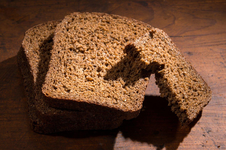 Duona yra puikus angliavandenių ir skaidulinių medžiagų šaltinis.<br>123rf nuotr.