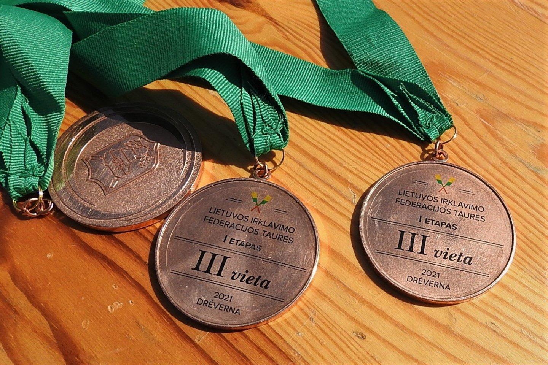 Regata įtraukta į LIF taurės varžybas.<br>G.Pilaičio nuotr.