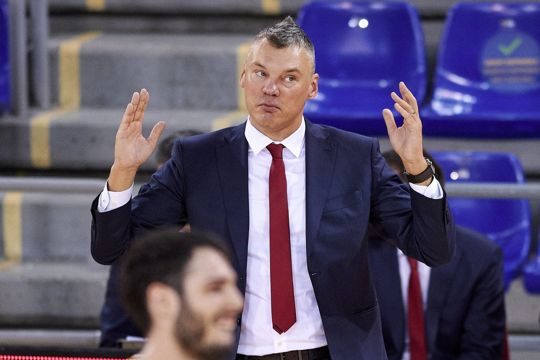 Š.Jasikevičius.<br>ZUMAPRESS/Scanpix nuotr.