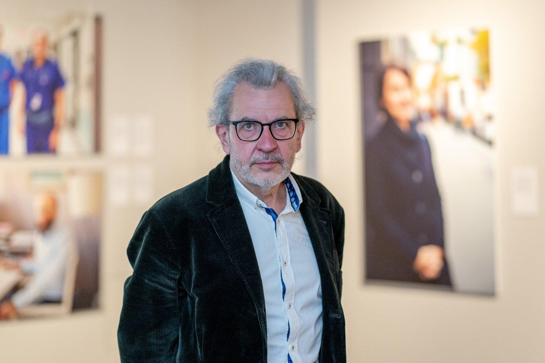 Fotomenininkas Arūnas Baltėnas užfiksavo veiklios Lietuvos portretą ir jį pristato parodoje.<br>LNM (S. Samsono) nuotr.