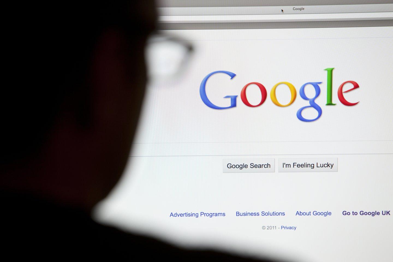 """Italijos konkurencijos tarnyba pranešė skyrusi """"Google"""" daugiau kaip 100 mln. eurų baudą.<br>123rf nuotr."""