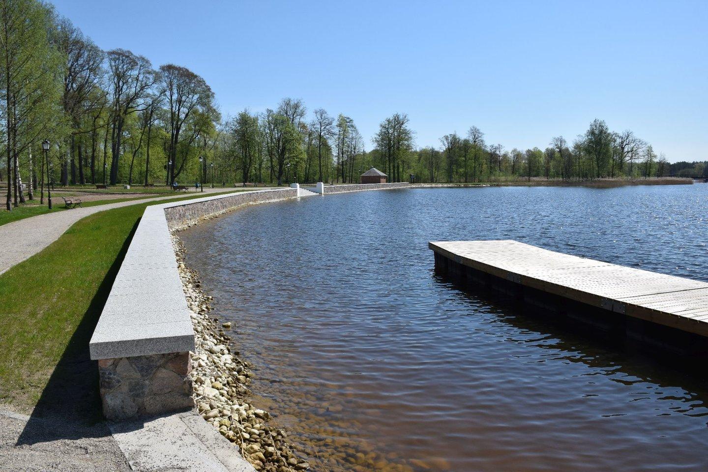 2021 metų vasaros sezonas Biržuose žada daug naujienų ir staigmenų<br>Biržų rajono savivaldybės nuotr
