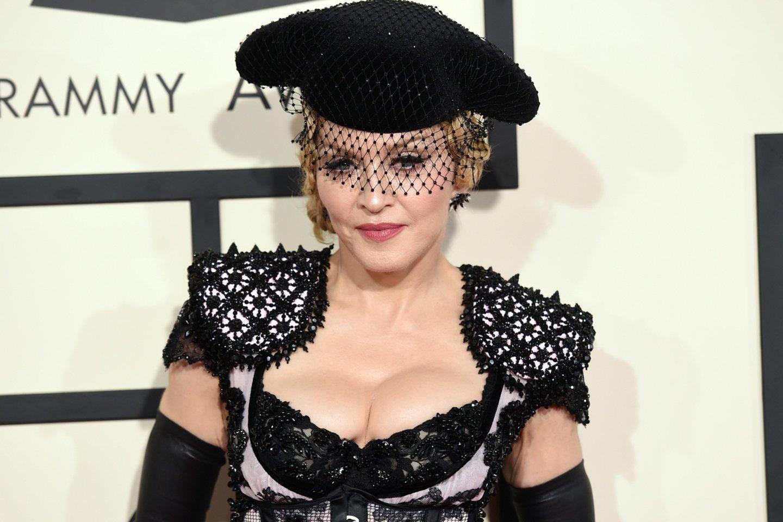 Madonna.<br>Scanpix/Getty Images nuotr.