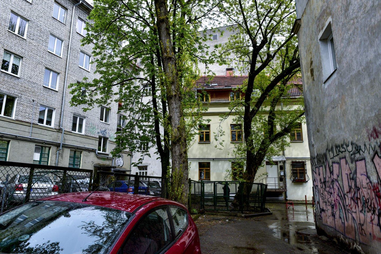 Lietus,Vilniaus gat.koronavirusas,lauko kavinės,orai<br>V.Ščiavinsko nuotr.