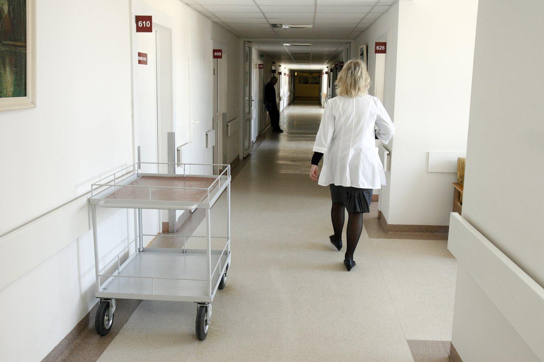 Medikų bendruomenę sukrėtė žinia apie kolegės savižudybę.<br>V.Balkūno nuotr.