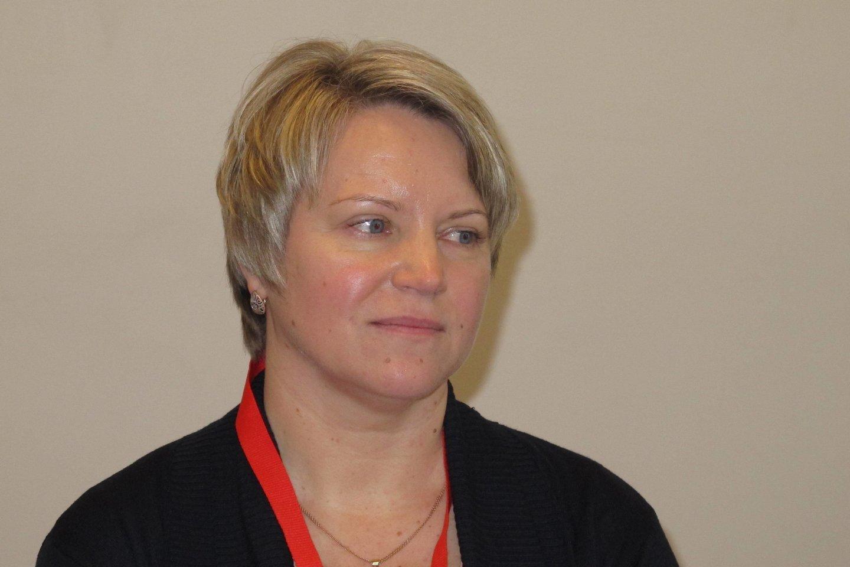 Kauno klinikų Retų inkstų ligų centro vadovė, gydytoja nefrologė prof. Inga Skarupskienė sako, kad nors retos inkstų ligos užklumpa netikėtai, tačiau diagnozavus jas laiku, pacientams galima padėti.<br>S.Lanauskienės nuotr.