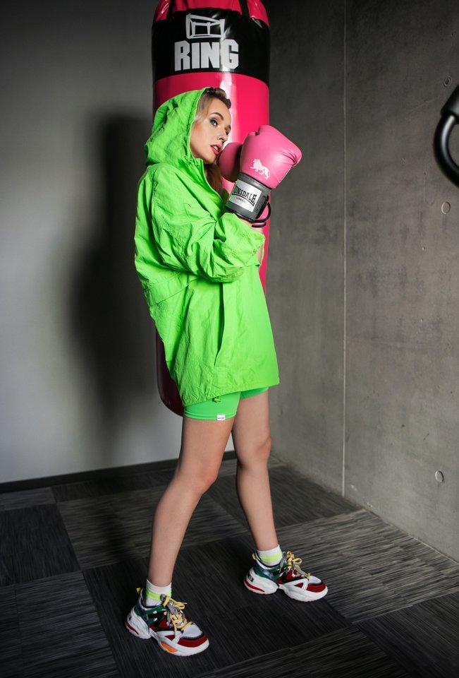 Viktorija Šaulytė-Mockė treniruotes lanko kelis kartus per savaitę.<br>Nuotr. iš asmeninio archyvo