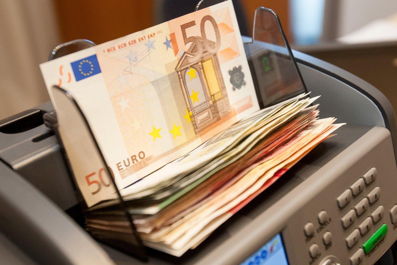 Valstybės biudžeto deficitas šiemet turėtų siekti 4,749 mlrd. eurų.<br>D.Umbraso nuotr.