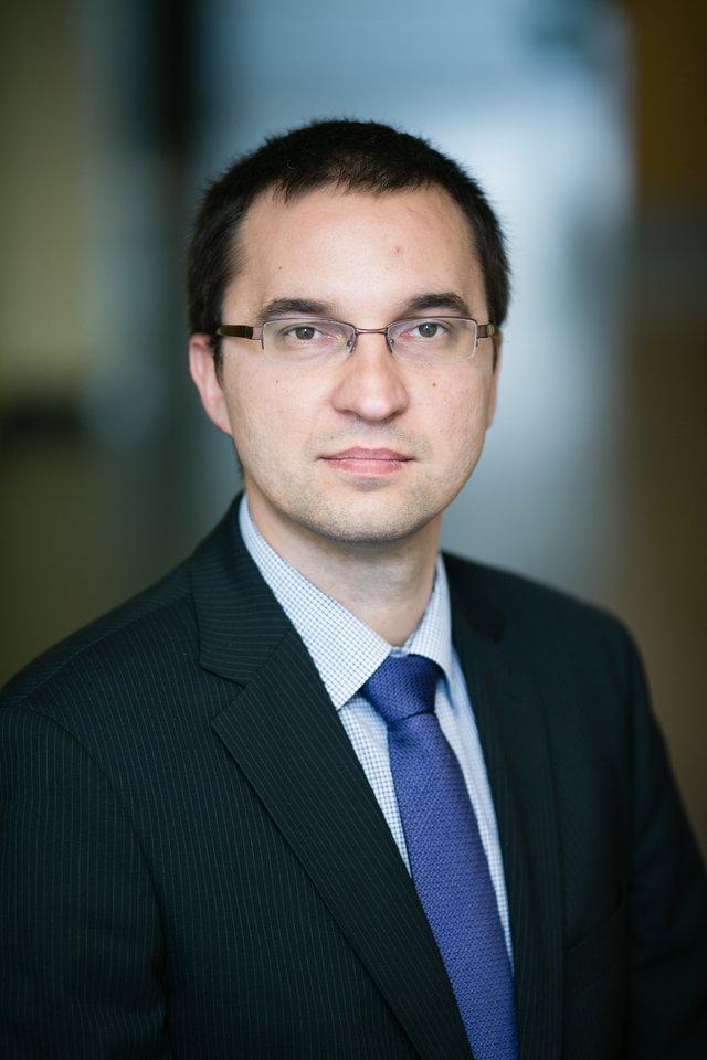 Aplinkos ministerijos statybos ir teritorijų planavimo politikos grupės vyresn. patarėjas Ramūnas Šveikauskas.
