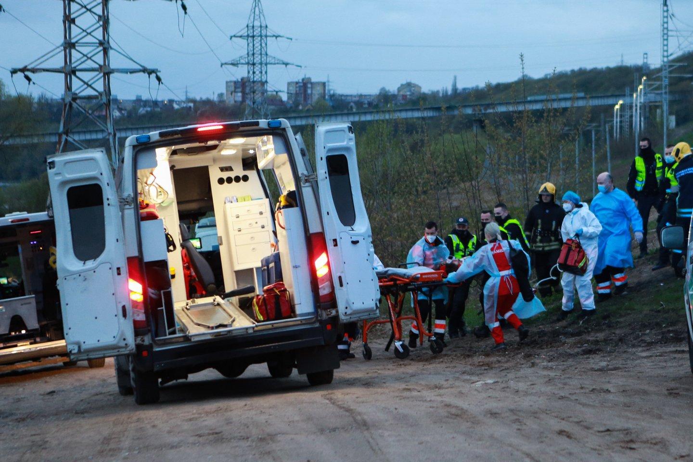 Jauna medikė žuvo parblokšta traukinio.<br>G.Bitvinsko nuotr.