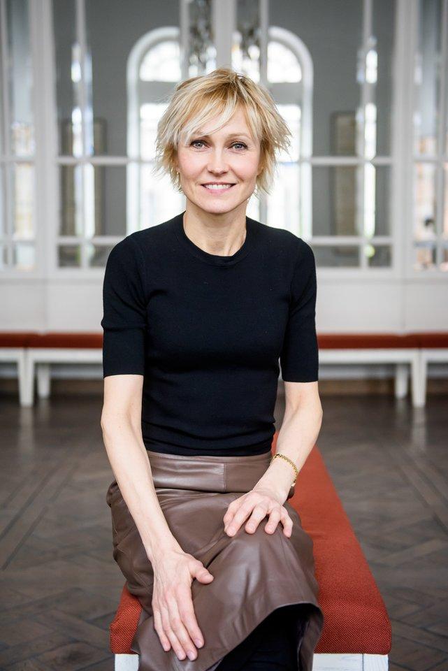 Ingeborga Dapkūnaitė.<br>D.Umbraso nuotr.