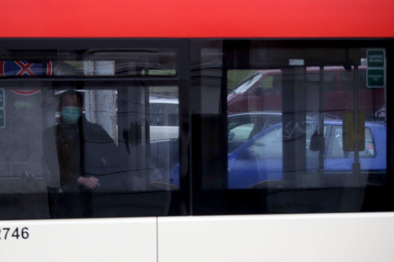 Dėl šeštadienį Vilniuje vyksiančio mitingo dalyje sostinės gatvių bus laikinai perorganizuotas eismas.<br>R.Danisevičiaus nuotr.
