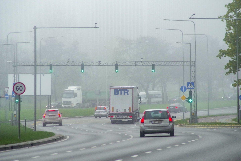 Dėl šeštadienį Vilniuje vyksiančio mitingo dalyje sostinės gatvių bus laikinai perorganizuotas eismas.<br>V.Ščiavinsko nuotr.