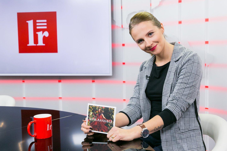 Ieva Narkutė.<br>T.Bauro nuotr.