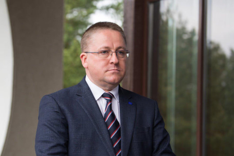Pasak Š.Vaitkaus, Palangos miesto savivaldybė kreipėsi į Lietuvos generalinę prokuratūrą dėl galimo valstybės turto iššvaistymo.<br>ve.lt nuotr.