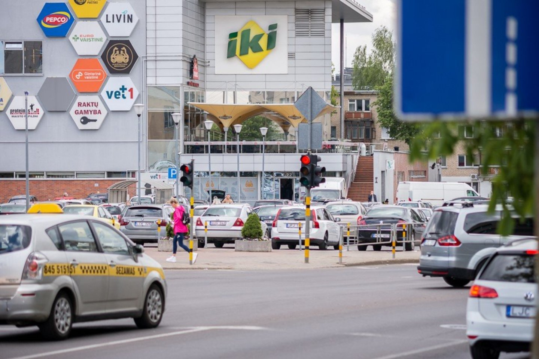 Netrukus Panevėžio mieste bus modernizuojami net šeši nauji šviesoforo postai.<br>R.Ančerevičiaus nuotr.