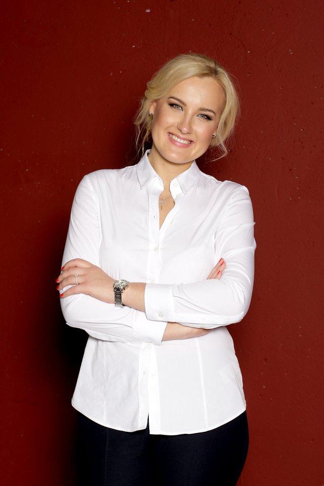 Agnė Liubertaitė.<br>Asmeninio albumo nuotr.