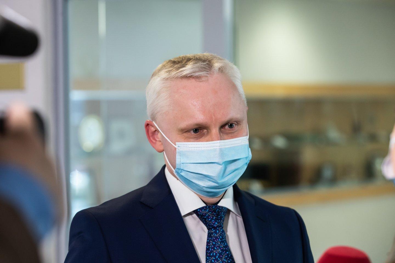 Vytautas Mizaras.<br>Seimo kanceliarijos/O.Posaškovos nuotr.