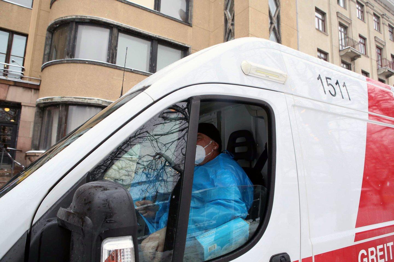 Koronavirusas Lietuvoje<br>M.Patašiaus nuotr.