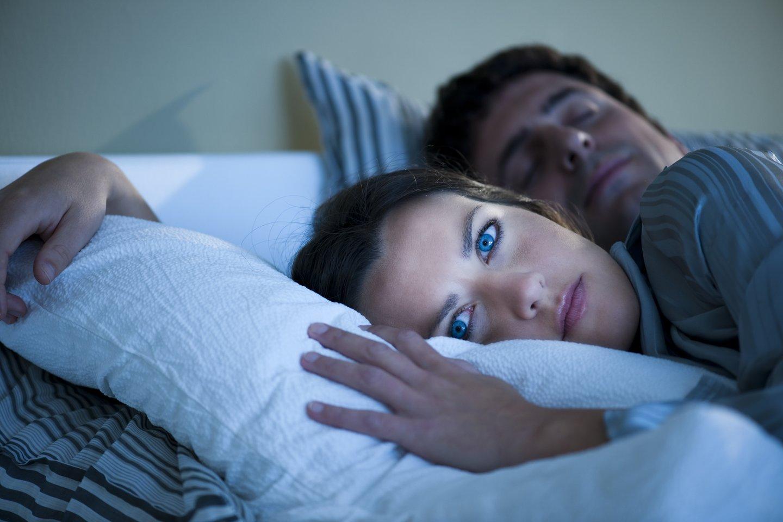 Moteris paaiškino, kodėl po skyrybų visai nepasiilgsta vyro. Ypač lovoje.<br>123rf.com asociatyvioji nuotr.