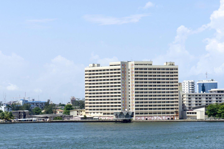 Nigerijos sostinės Lagoso centras.<br>123rf nuotr.