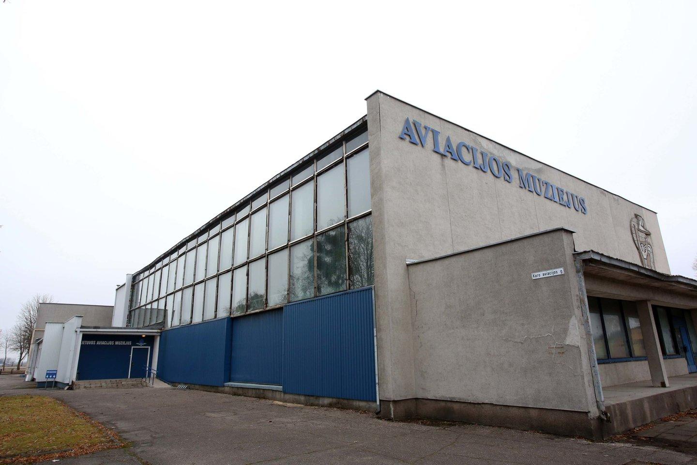 Lietuvos aviacijos muziejus.<br>M.Patašiaus nuotr.