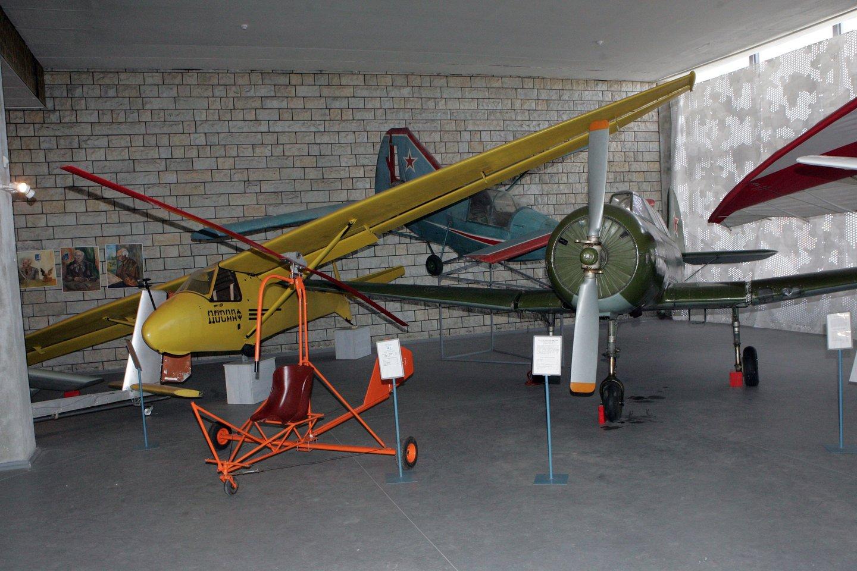 Lietuvos aviacijos muziejus.<br>P.Mantauto nuotr.