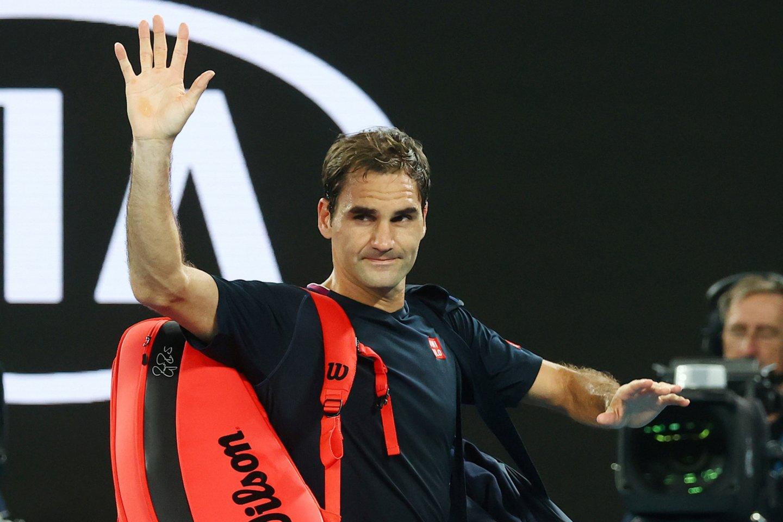 Roder Federeris<br>Reuters/Scanpix.com nuotr.