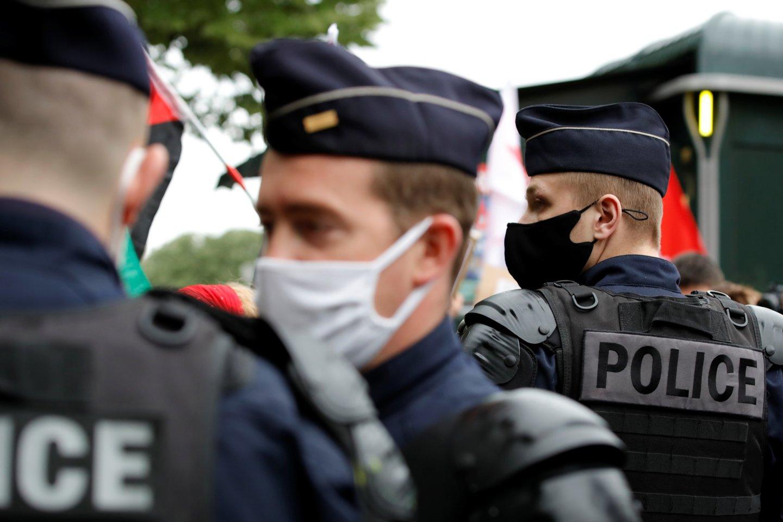 Kraupus nusikaltimas Prancūzijoje. (Asociatyvi nuotr.)<br>Reuters/Scanpix nuotr.
