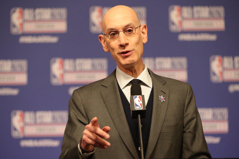 NBA planuose – taisyklių traktavimo pokyčiai.<br>Reuters/Scanpix nuotr.