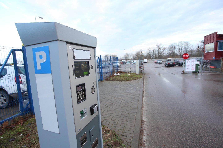 Kaune bus keičiama apmokestinimo už automobilių parkavimą tvarka.<br>M.Patašiaus nuotr.