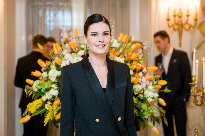 Austėja Jablonskytė.<br>J.Stacevičiaus nuotr.